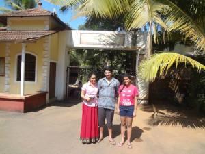 Goan sunny day