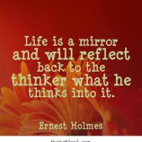 The World, My Mirror