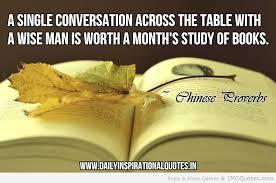 Book conversation