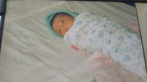 My daughter born on 05 Oct 1998